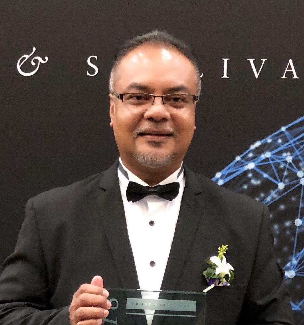 Mr. Mohd Aznan Aziz